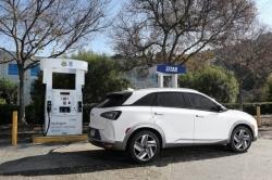 Hyundai เปิดตัว Nexo รถยนต์พลังงานไฮโดรเจน