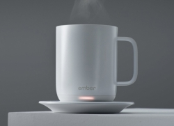 Finally, a smart mug that can keep your coffee or tea at the exact temperature you want