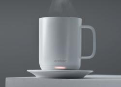 มาแล้วแก้วกาแฟอัจฉริยะควบคุมอุณหภูมิตั้งแต่จิบแรกยันถึงจิบสุดท้าย